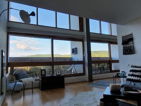 Appartement Le Corbusier