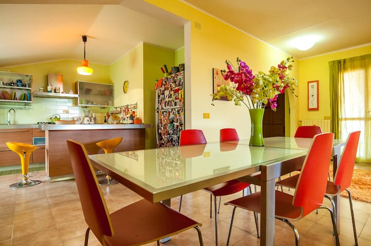 10 Reasons This Italian Apt is Your Perfect Base ! - Cervaro - Apartmen