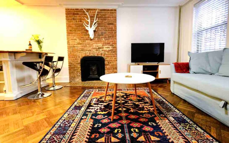 Newly Renovated Apartment in Brooklyn Brownstone