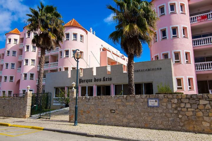 Monte Gordo (Algarve-Portugal) appartment, beach - Monte Gordo - Apartament