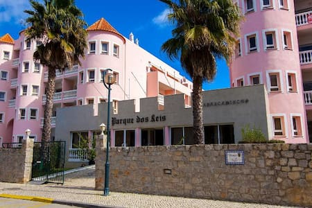 Monte Gordo (Algarve-Portugal) appartment, beach - Monte Gordo