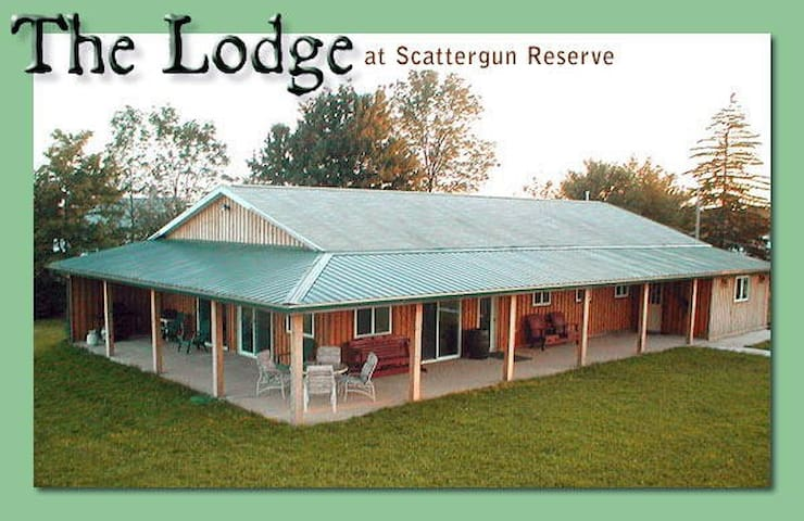 Scattergun Reserve Lodge