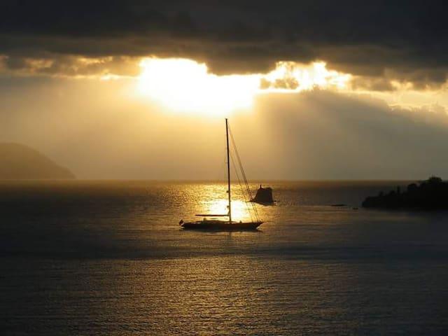 """Appartamento """"Golfo dei Poeti"""" - La Spezia - Byt"""
