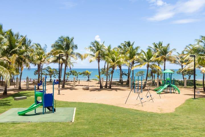 Oceanfront Villa on the Beach - Río Grande - Apartament