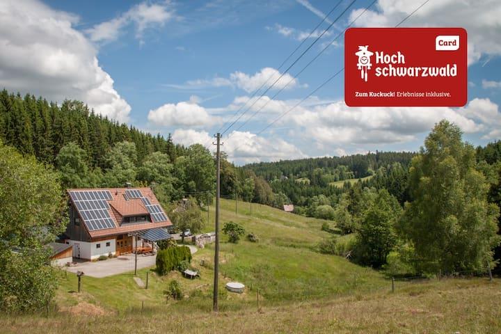 Sägerhäusle Grünwald - Hochschwarzwald Card