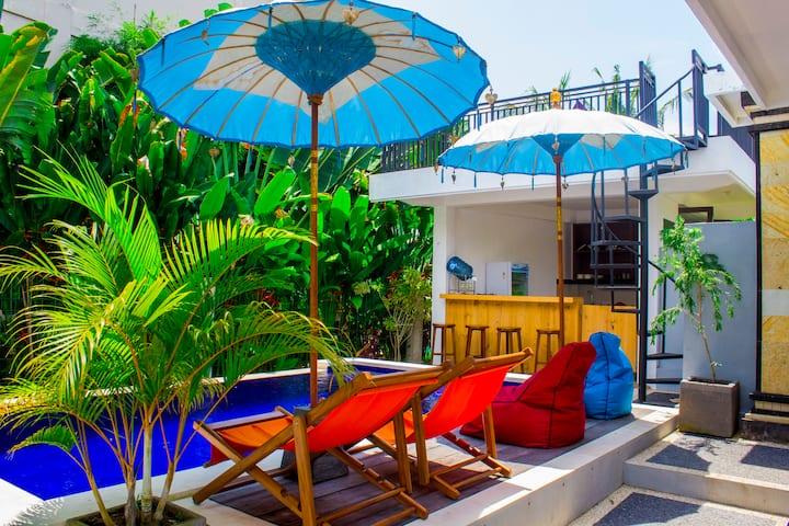 V & V Guesthouse - Beachside double room 5