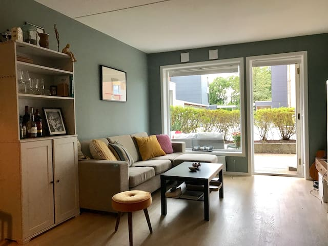 Cozy apartment in the center of Oslo