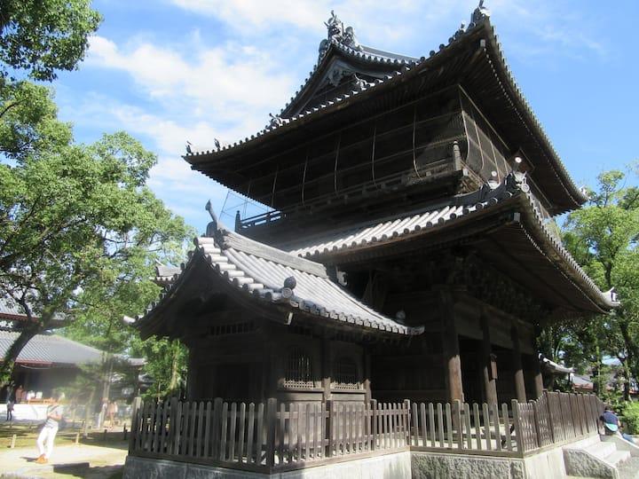 Shfukuji temple
