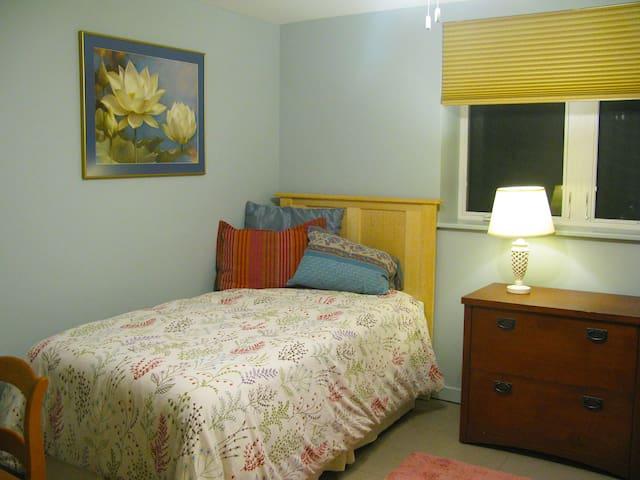 Cozy Tranquility bedroom