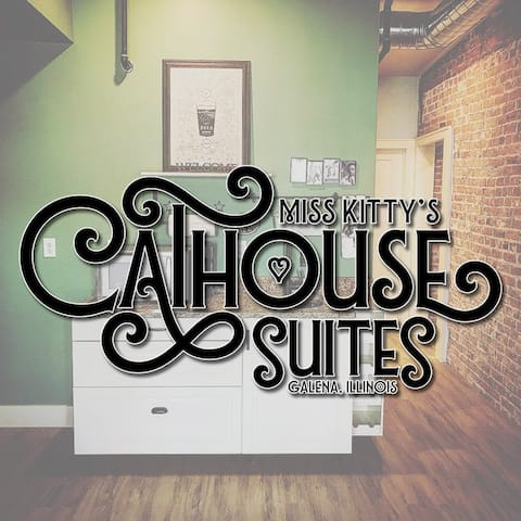 The VIP Room at The Cathouse Suites