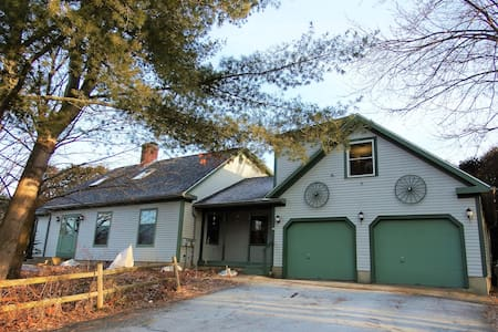 Efficiency apartment in Middlebury, Vermont - Middlebury - Byt