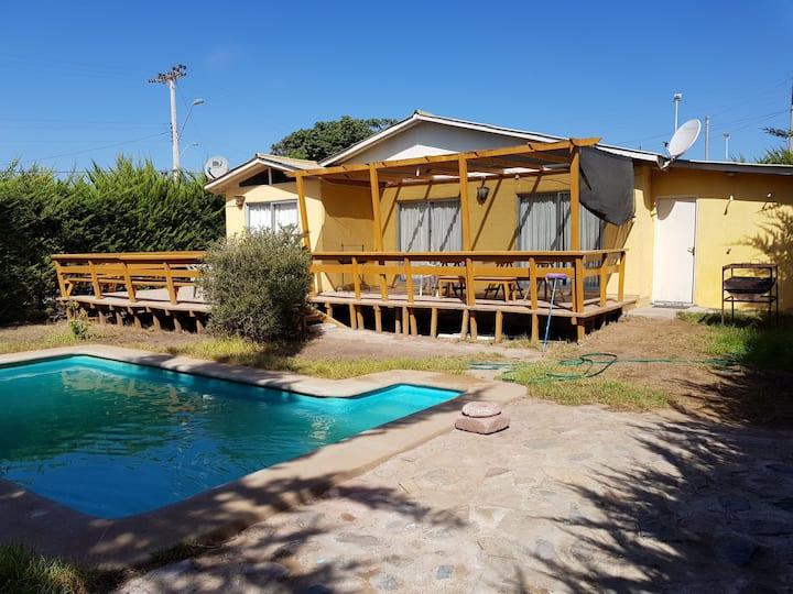 Casa en Villamar de Guanaqueros