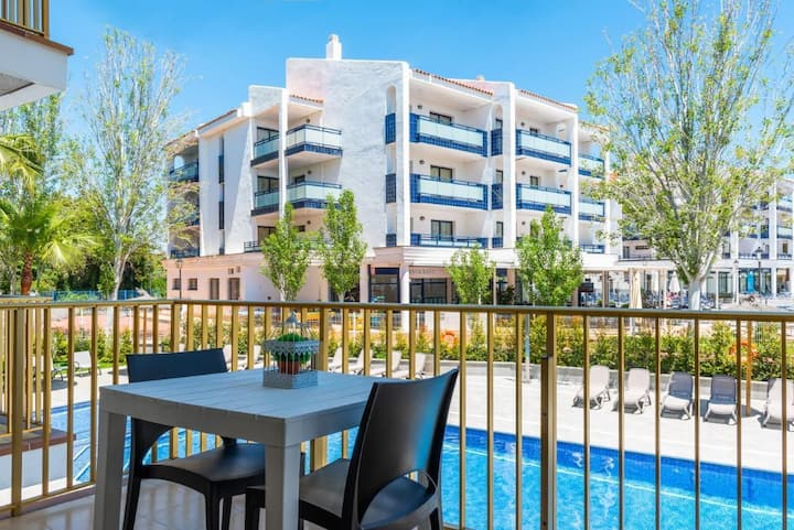 Apartment in Salou very close to the beach