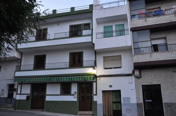 Casa Tamayo - Órgiva - Rivitalo