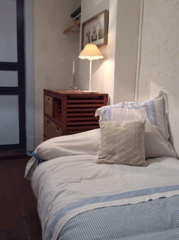 chambre bleue  Moissac centre-Ville - Moissac - Ev