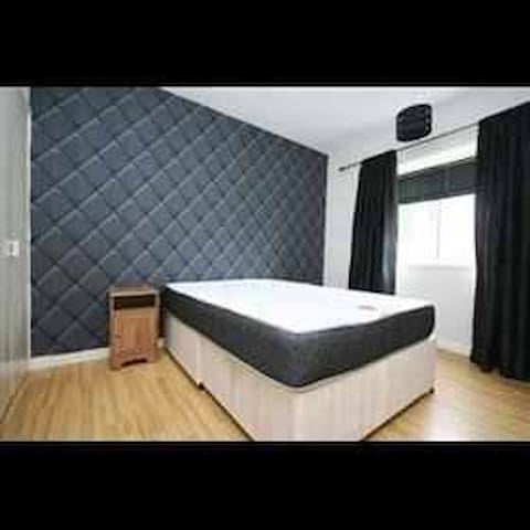 Cosy room 19 minutes away from Glagow city centre - Glasgow - Flat