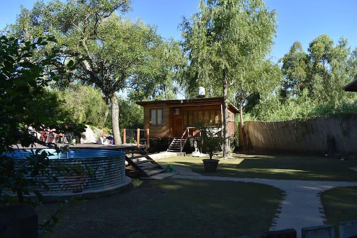 Paraiso San Carlos Cabaña en el Delta