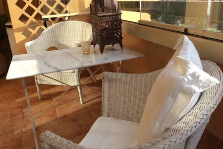 NICE APARTMENT RIGHT ON THE BEACH IN ISLA CANELA - Isla Canela - Apartamento