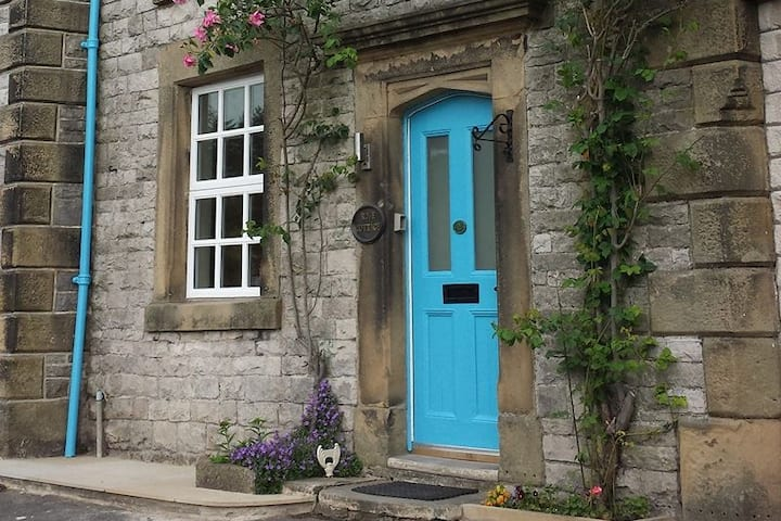 Traditional cottage in Tideswell, Peak District