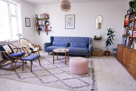 Bright, beautiful flat in a lovely part of town