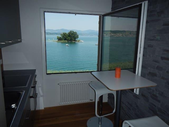 Paradise Lakeside Apartment (1) - Bäch