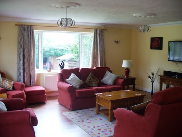 WYLENE Holiday Home - Great Barton - Bungalow