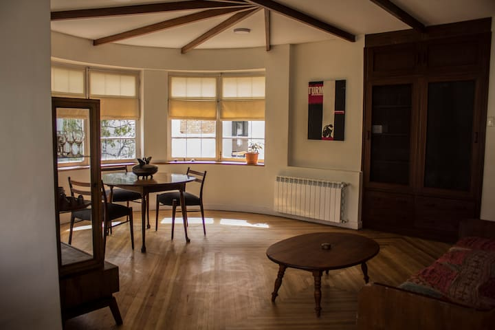 Warm, cozy and beautiful apartment in Sopocachi