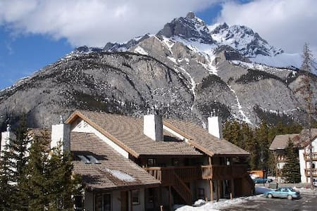 Banff Rocky Mountain Resort: 2-BR, Sleeps 6 - Banff - 公寓