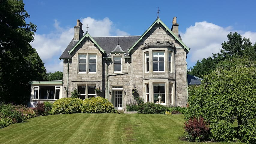 Willows Bed & Breakfast, Pitlochry