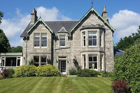 Willows Bed & Breakfast, Pitlochry - Pitlochry - Bed & Breakfast
