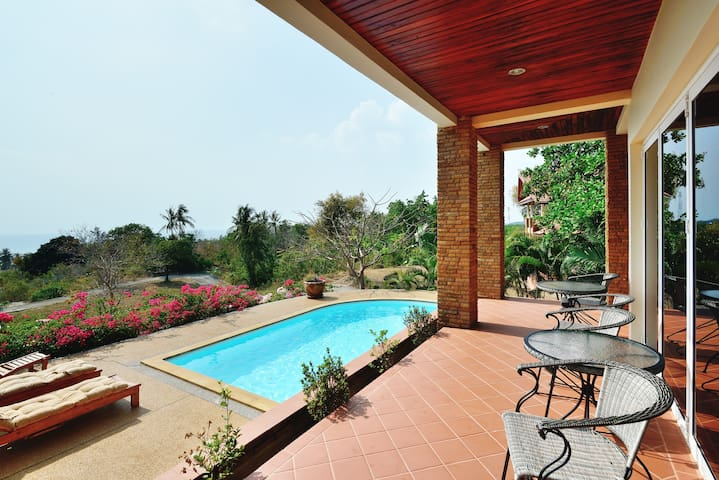 20% off! Seaview! Private Pool - Villa Issara - Ko Lanta Yai - Dům