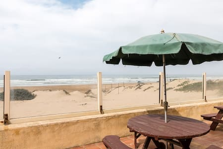 Oceanfront Home w/ Direct Beach Access - Oceano