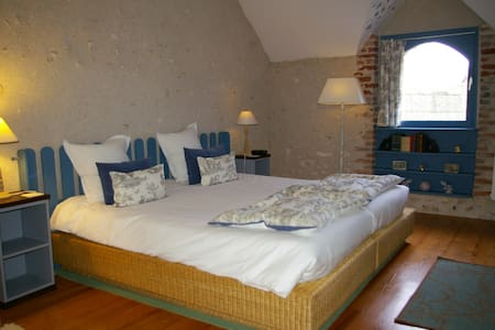 La Source de Bury, Duplex room - Bed & Breakfast