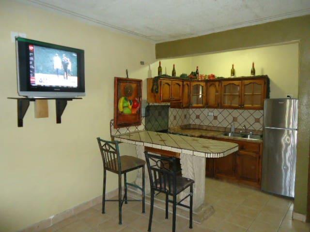 CASA VACACIONAL SAN FELIPE 1 - San Felípe - Huis