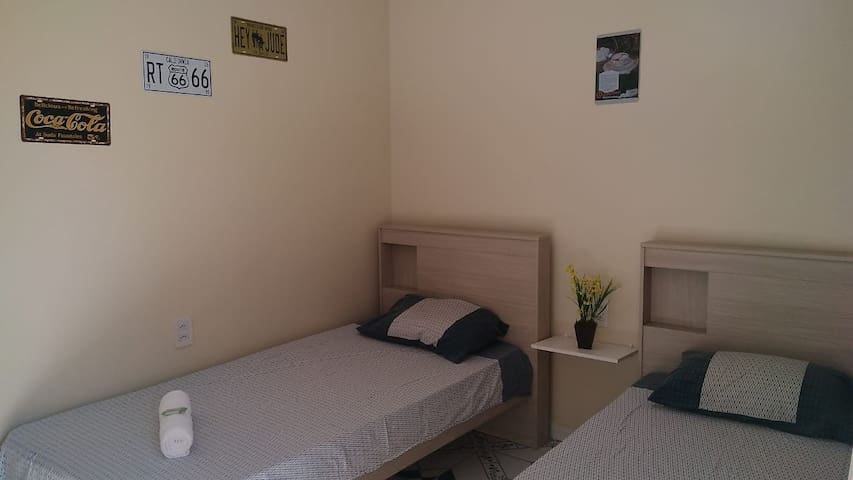 Nice room in Iguazu Falls