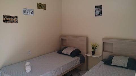 Nice room in Iguazu Falls