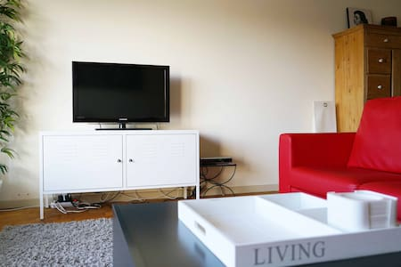 Big apt - 2 bedrooms - 1 private parking space - Leuven - Flat