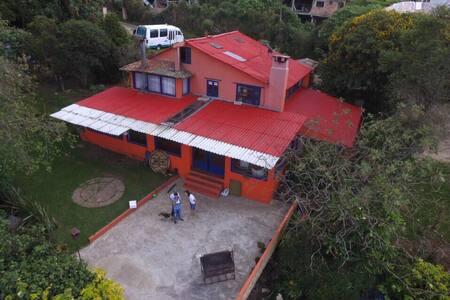 Casa Campestre vía a la Calera