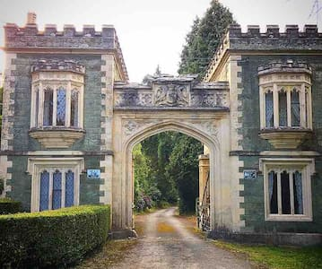 The Gatehouse, Port Eliot House and Gardens