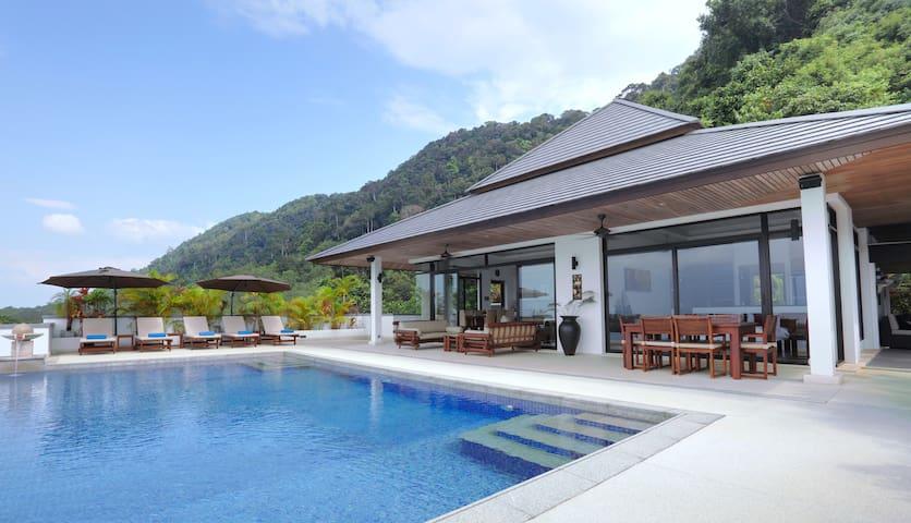 Kulraya Villas - Luxury Serviced Pool Villas