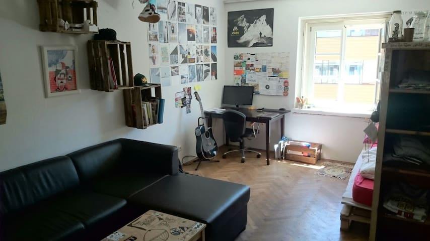 Wg Zimmer 21m2 - Innsbruck - Apartment