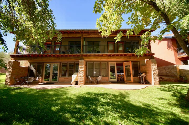 Moab Springs Ranch ~ 2, Beautiful Eco Friendly Condo In Moab Springs Ranch With Outdoor Heated Pool - Moab Springs Ranch 2