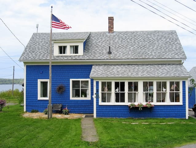 BLUE HEAVEN COTTAGE, LUBEC, ME - Lubec - House