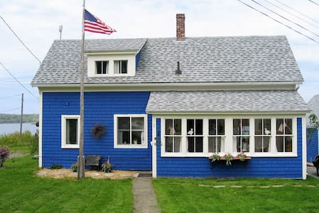 BLUE HEAVEN COTTAGE, LUBEC, ME - Lubec - Dom