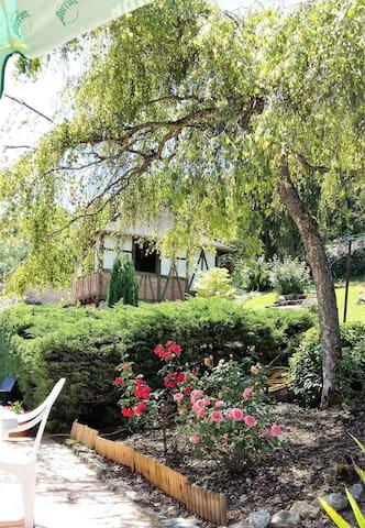 Chambre privée dans maison lorraine - Charmes-la-Côte