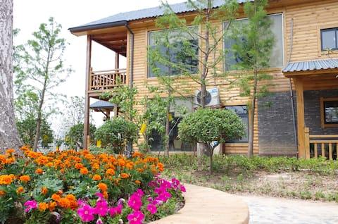 金卉生态农庄 城市中的静谧庄园
