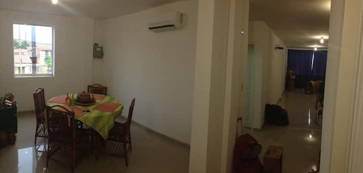 Apartamento Confortável e Seguro em Puerto Ordáz