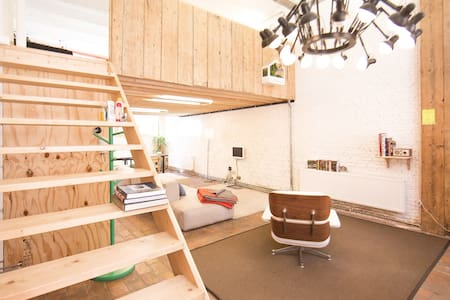 Antwerp Loft #1 (superb location!) - Antwerpia