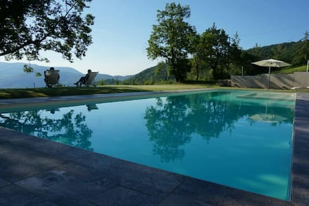 Hold House in the Hill of Parma - Solignano - Bed & Breakfast
