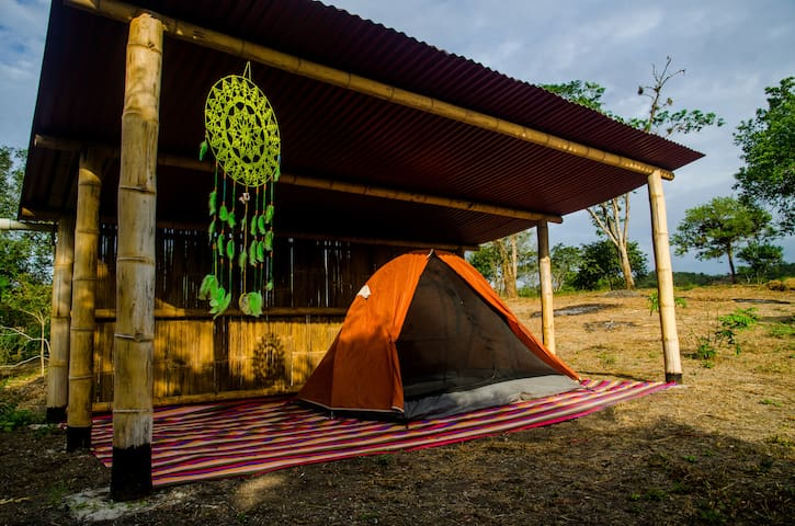 Camping @ Samkhya-Finca Agroecologica